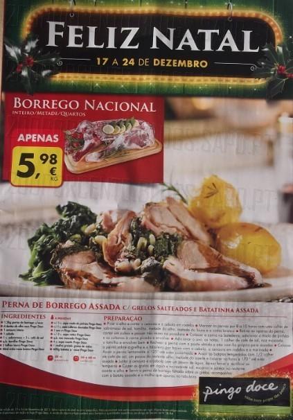 Antevisão Folheto | PINGO DOCE | de 17 a 24 dezembro 1ª Parte