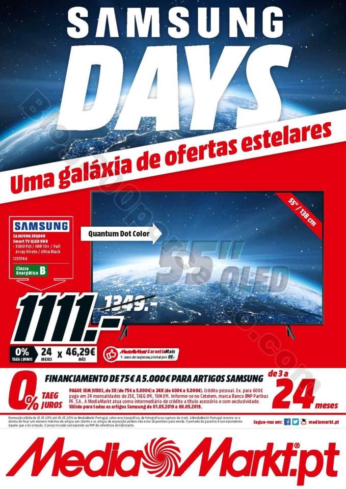 Antevisão Folheto Media Markt 1-8mai