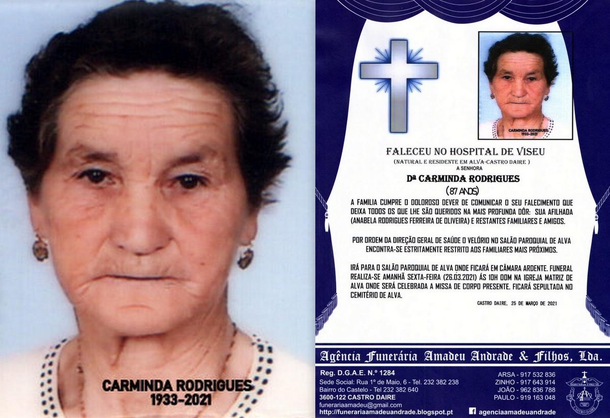FOTO RIP DE CARMINDA RODRIGUES -87 ANOS (ALVA).jpg