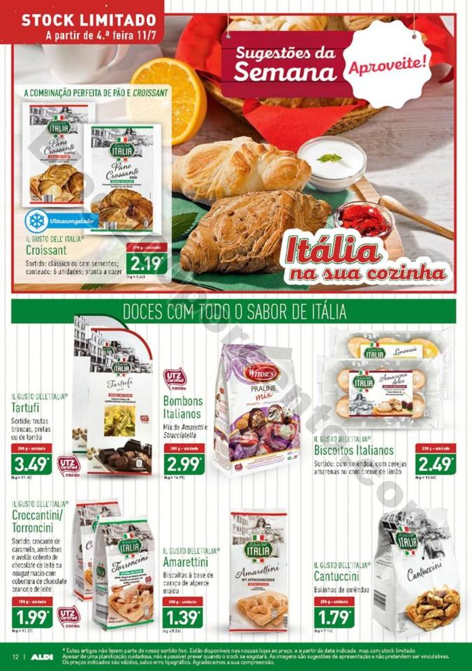 Antevisão Folheto ALDI Promoções a partir de 11