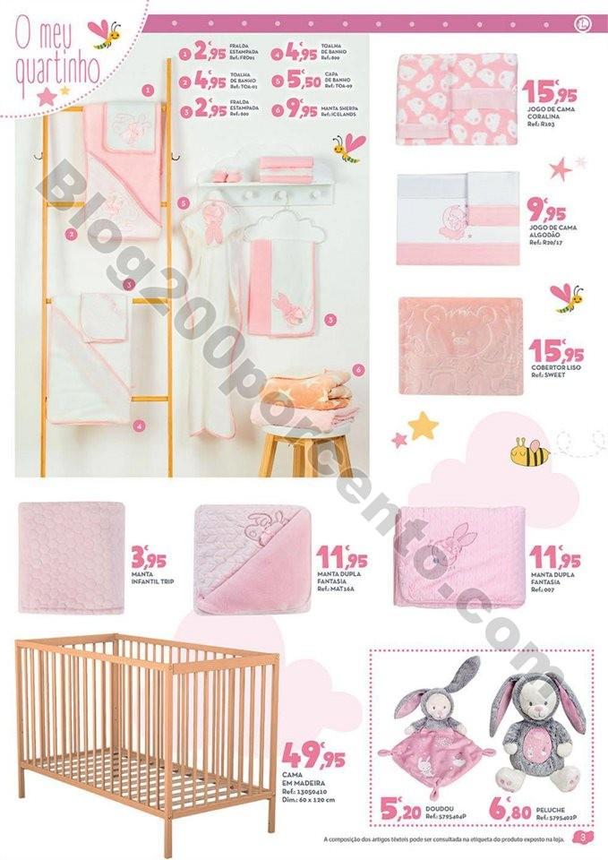Antevisão Folheto E-LECLERC Feira do Bebé promo