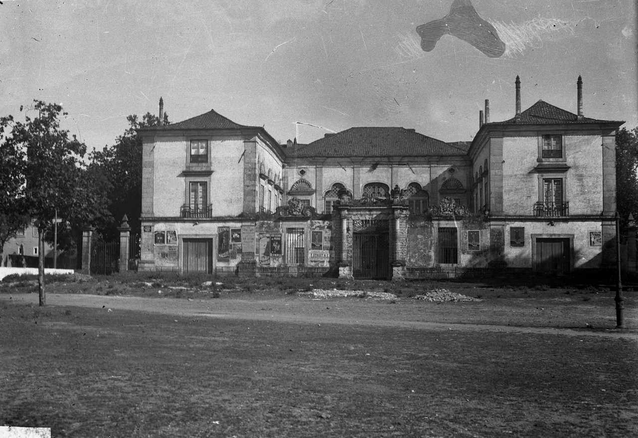 Palácio Galveias, Lisboa (A.J.L. Bárcia, 1915-28)