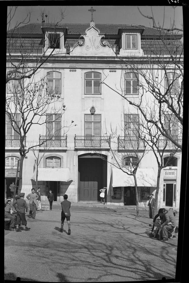 Igreja da Ordem Terceira do Carmo, 1944, fotógraf