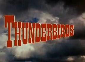 Thunderbirds Passaros De Fogo Desenhos Animados Anos 90