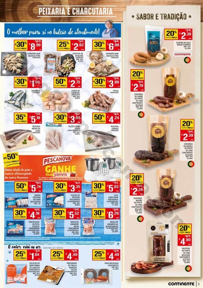 Antevisão Folheto CONTINENTE promoções de 7 a 1