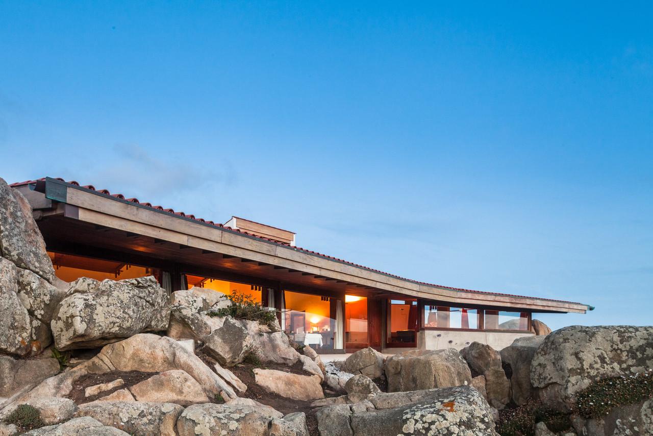 Casa de Chá da Boa Nova, em Leça da Palmeira