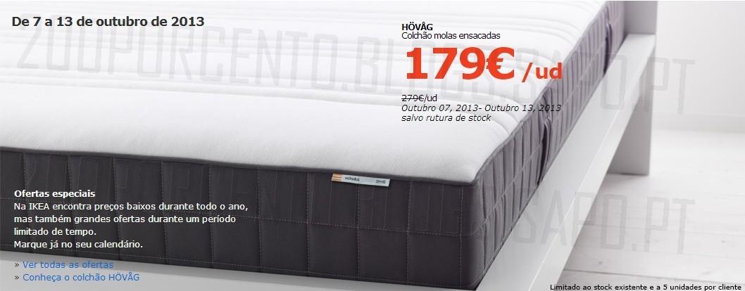 Promoção IKEA, de 7 a 13 Outubro