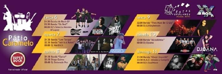 10 Junho - 2017 Alcoolémia - 21.30 - Festas Pinha
