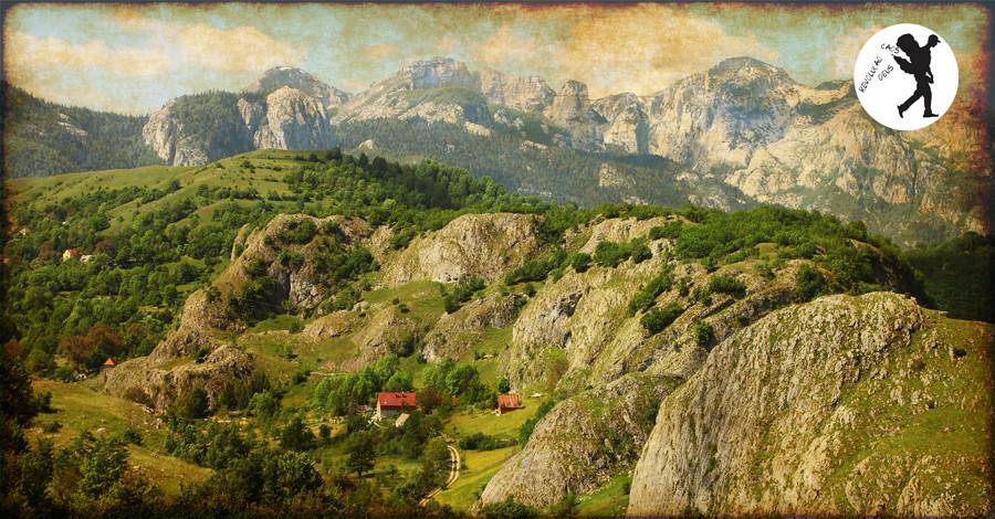 de Montenegro à Sérvia