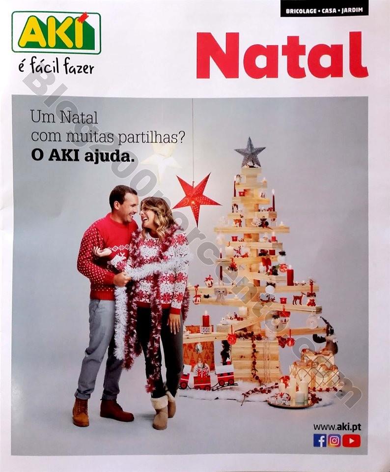 catalogo natal aki promocoes de 1 novembro a 10 de