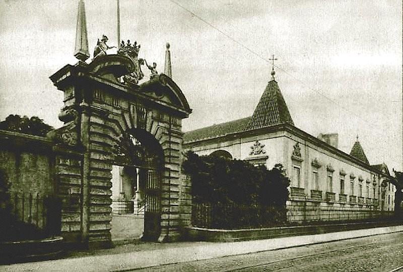 Palácio da Palhavã, Lisboa (E. Cerdeira, s.d.)