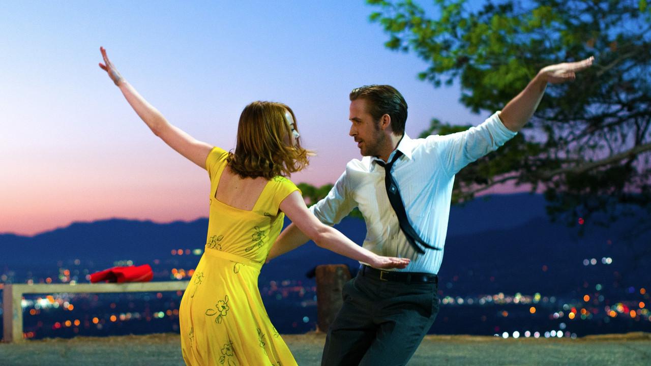 La La Land, Emma Stone e Ryan Gosling