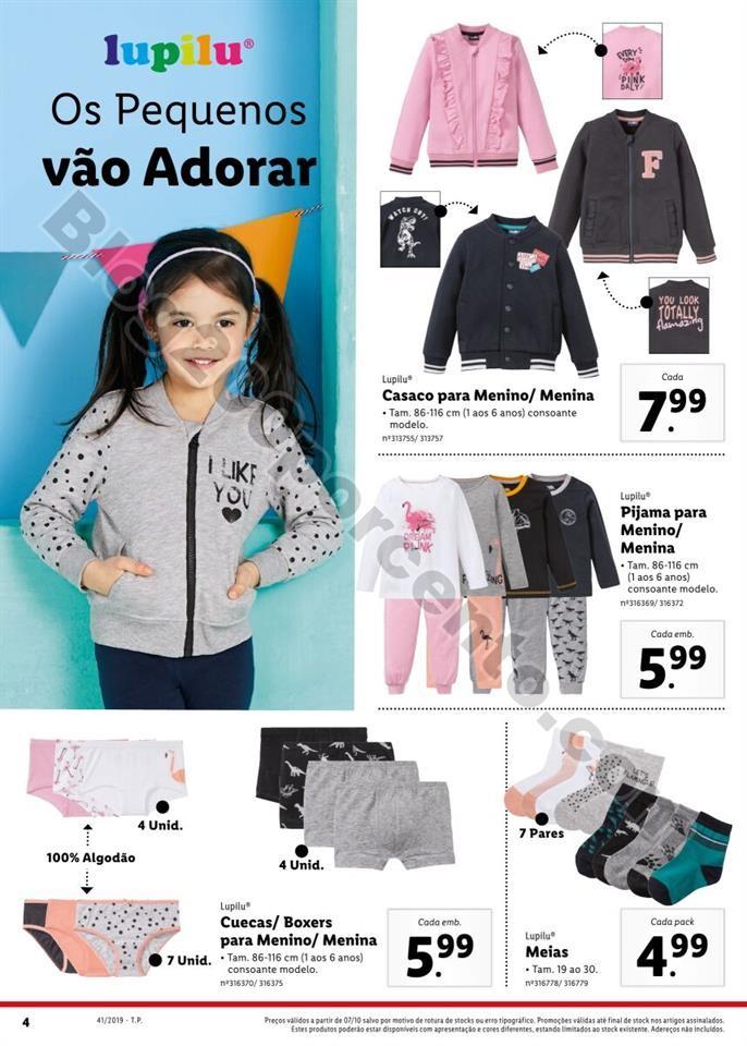 Antevisão Folheto LIDL Bazar Promoções 7 e 13 o