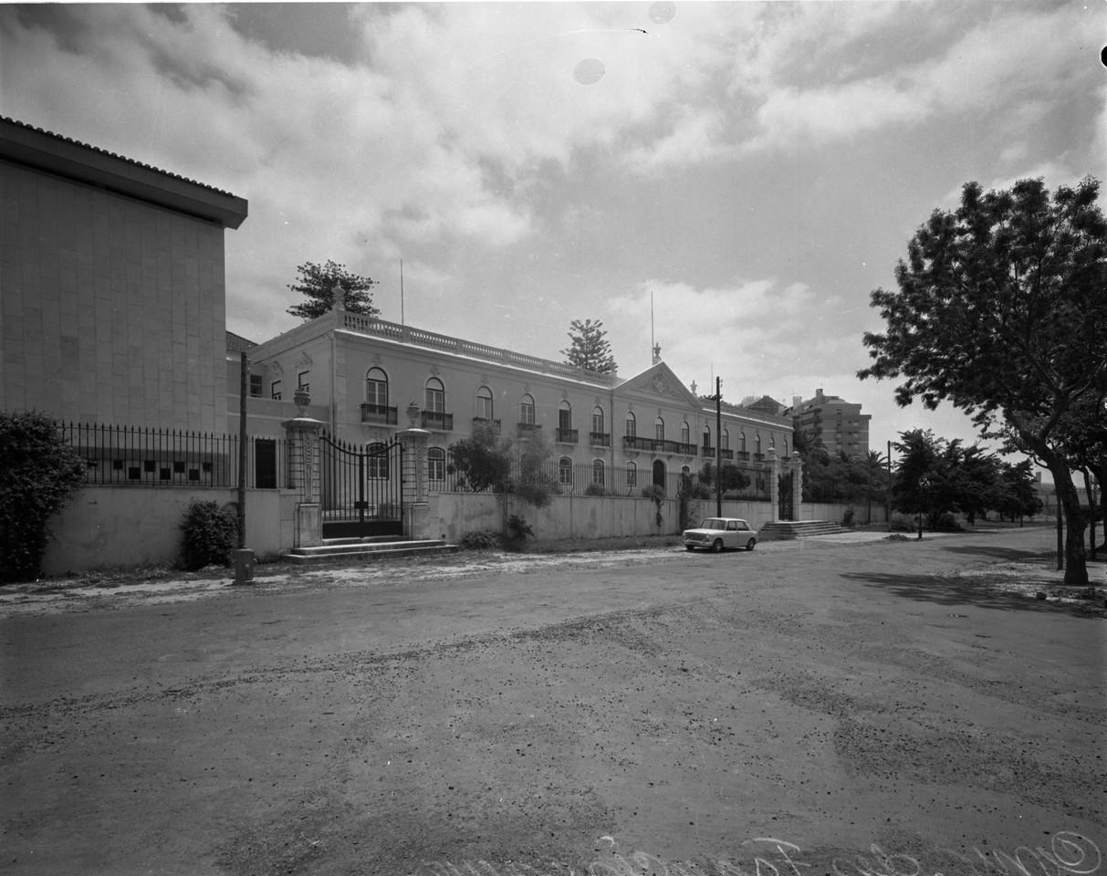 Seminário dos Franciscanos, 1968, foto de Armando