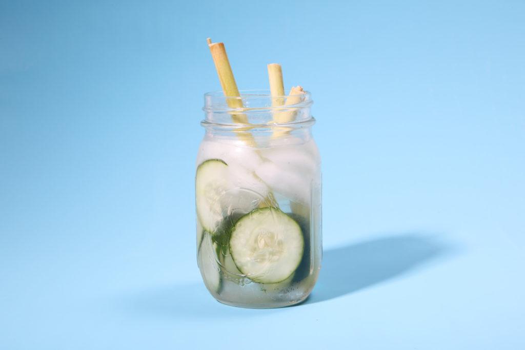 água sabores refresco bebida receita