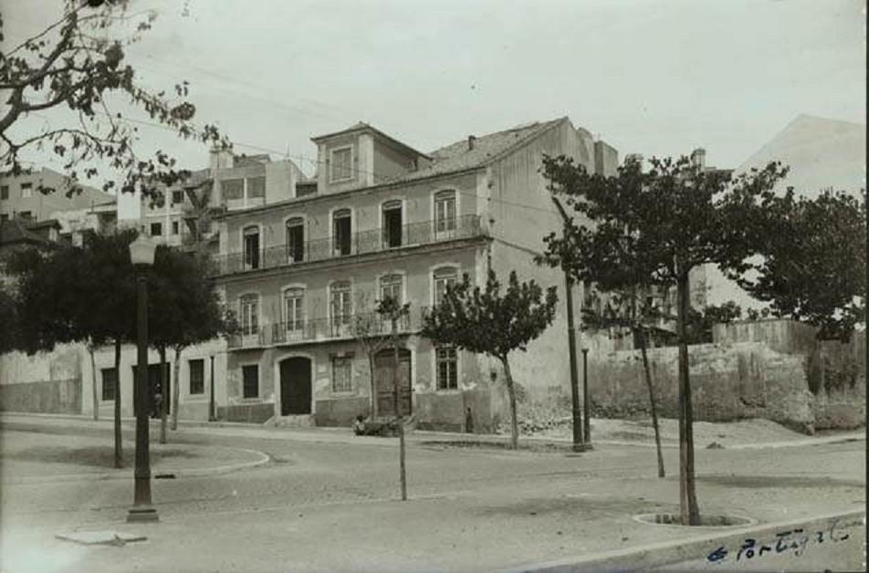 Casa da Câmara dos Olivais, 1946.jpg