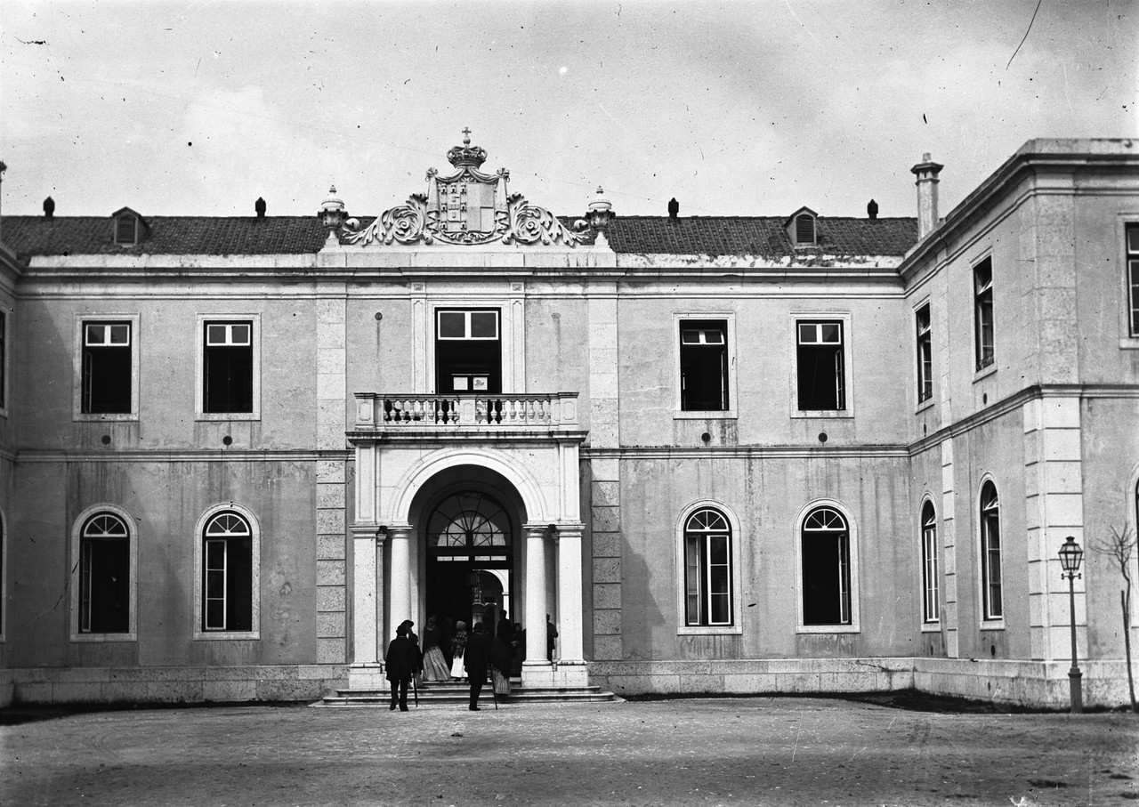 Hospital Dona Estefânia, sd, foto de Augusto Bobo