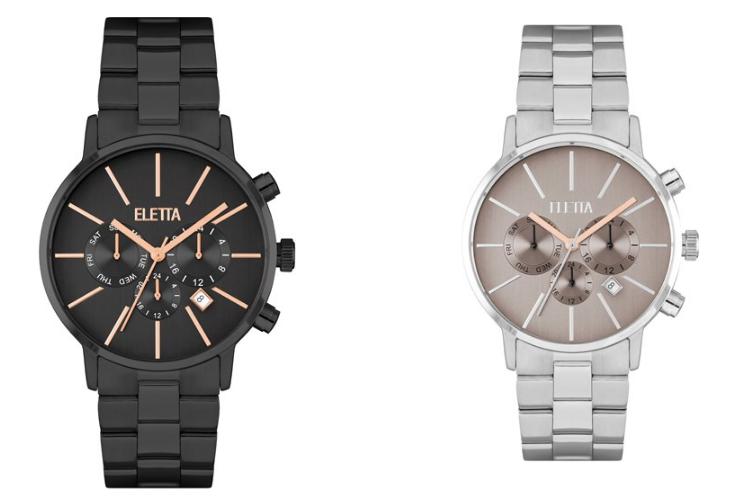 3ff7419075c Relógios Eletta para Dia dos namorados 2017 - Coleção Flow - Blogar Moda