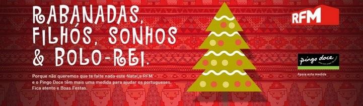 Oferta Ceia de Natal | PINGO DOCE / RFM |
