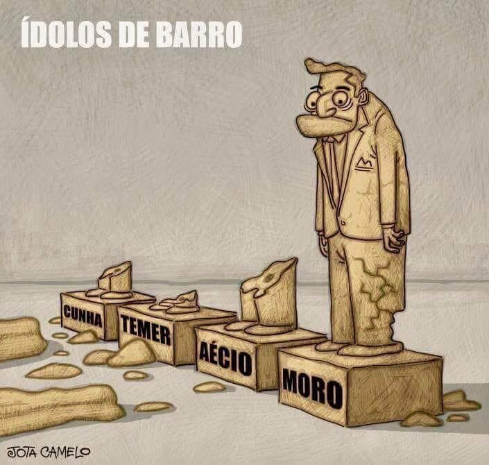 Resultado de imagem para Jota Camelo Sérgio Moro