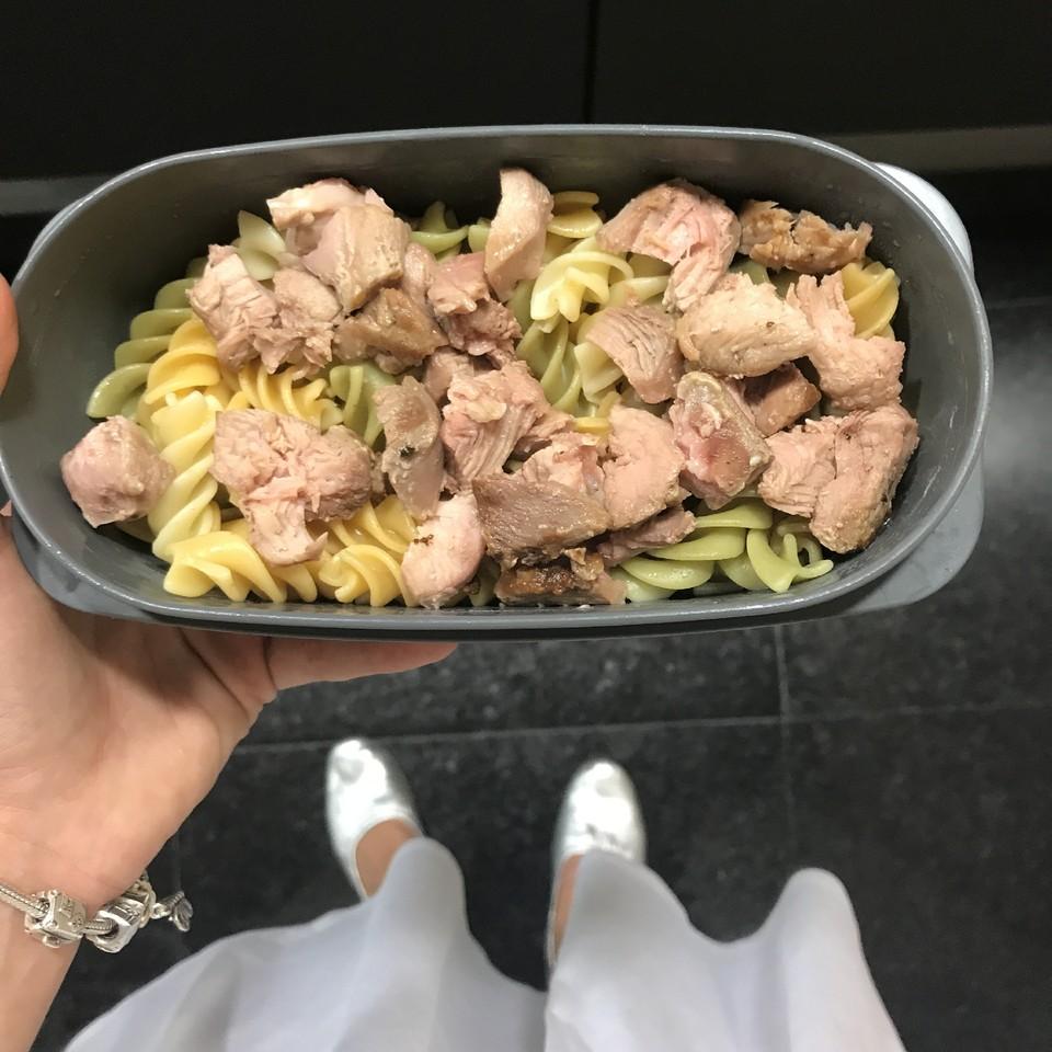 MARMITAR   almoço de quinta-feira