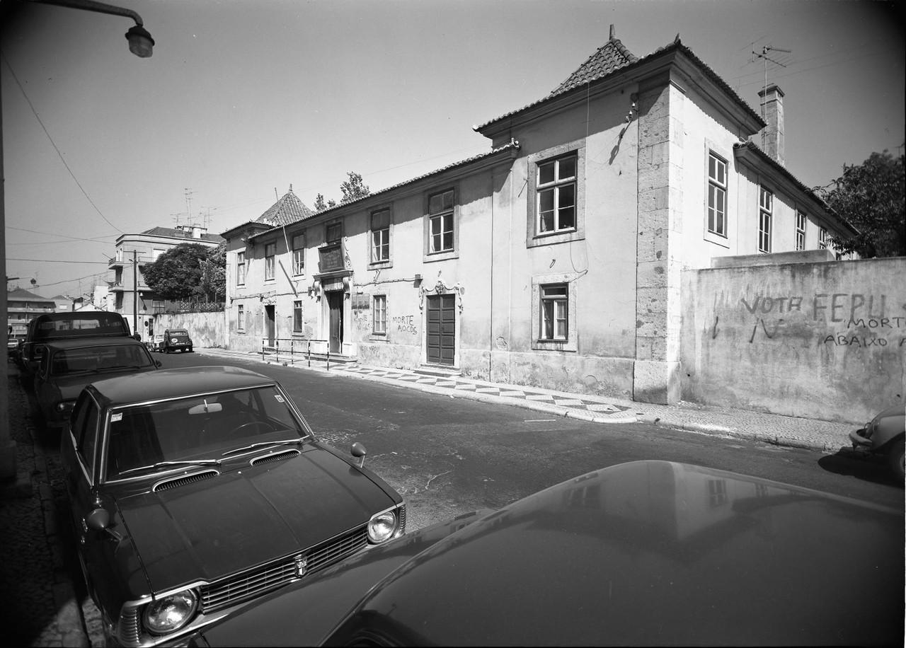 Casa onde esteve instalada a antiga Câmara Munici