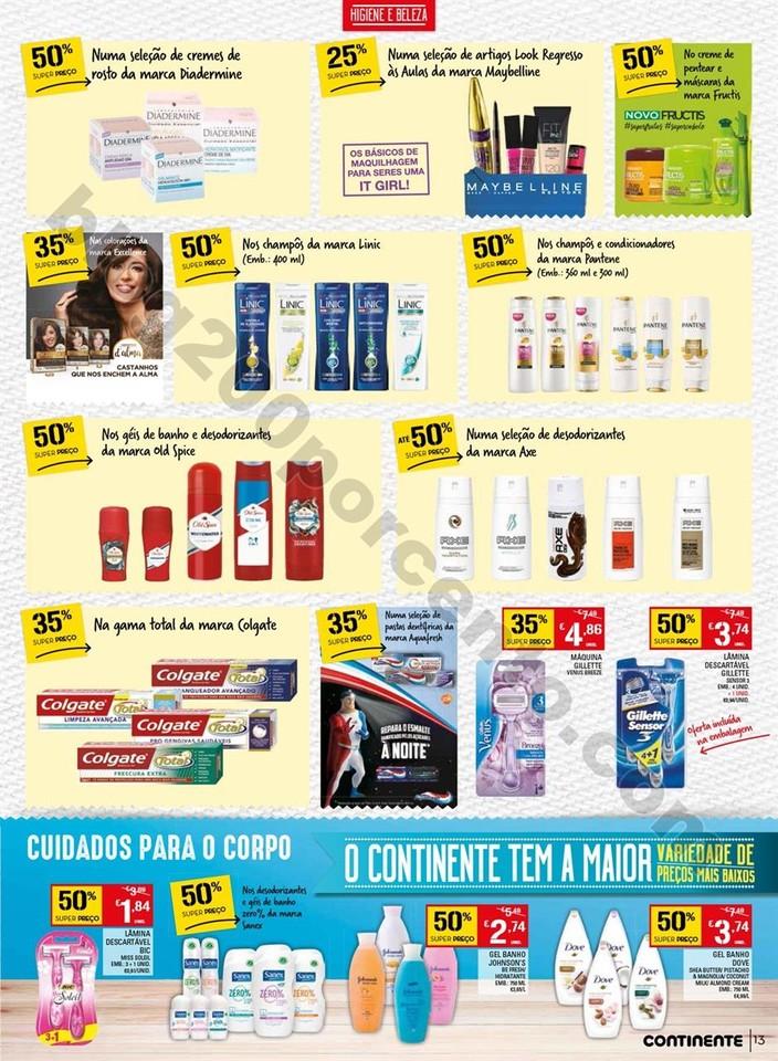 01 antevisão Folheto CONTINENTE Madeira promoçõ