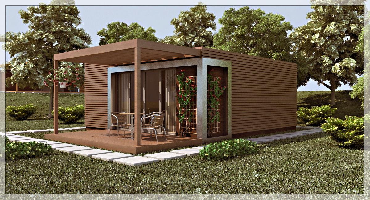 Onde comprar casas de madeira baratas n dicas - Casas de madera portugal ...
