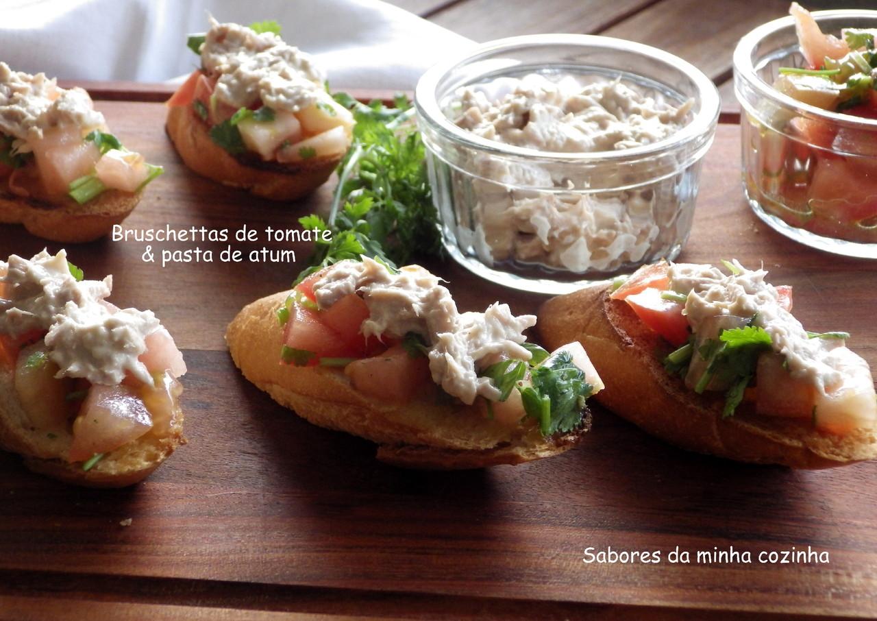 IMGP6330-Bruchettas com tomate & pasta de atum-Blo