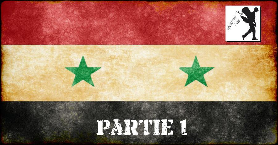 Syrie, qui croire - 1ère partie