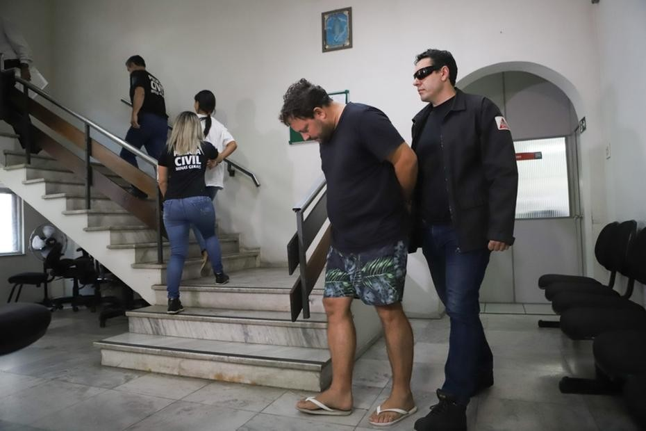 bispo Marcos Aurélio de Freitas estuprador ladrã