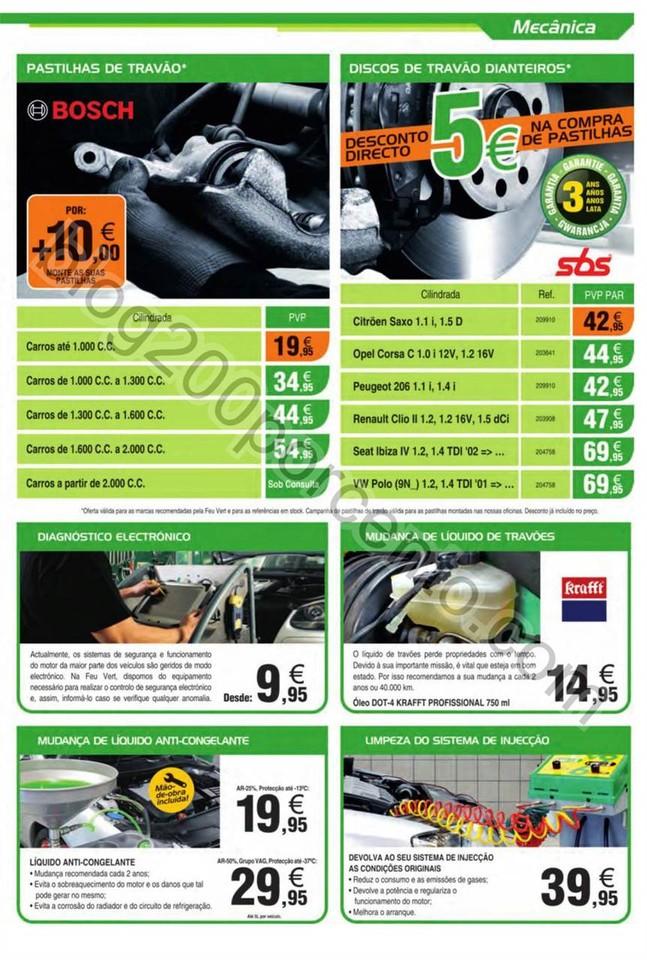 Antevisão Folheto FEU VERT Promoções de 2 a 29