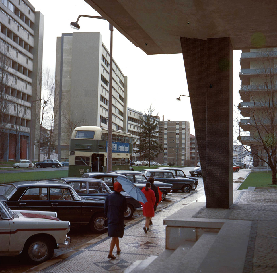 Av. dos E.U.A., Lisboa (A. Pastor, 1971)