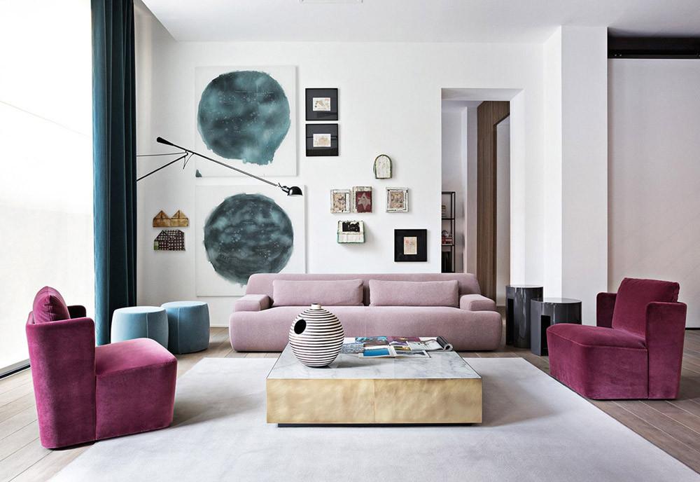 Meridiani-Italian-furniture-Norton-rose-velvet-sof