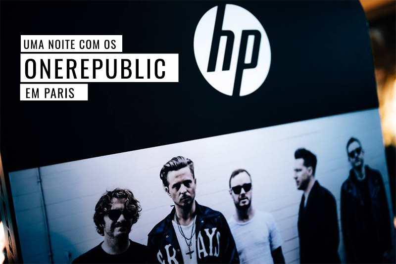 OneRepublic HP Lounge