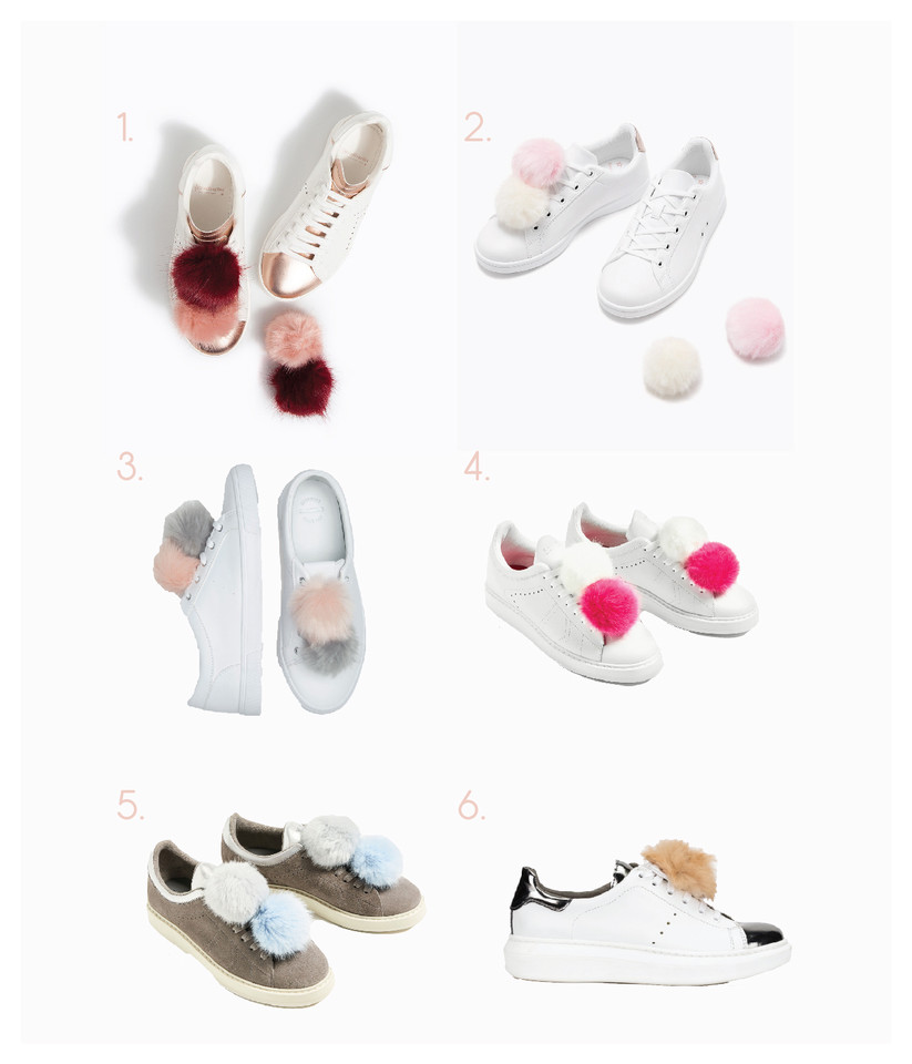 faux sneakers, fluffy sneakers, trend, tendência, look, outfit, blog, blogger, ina the blog, ina, sapatilhas, pompons