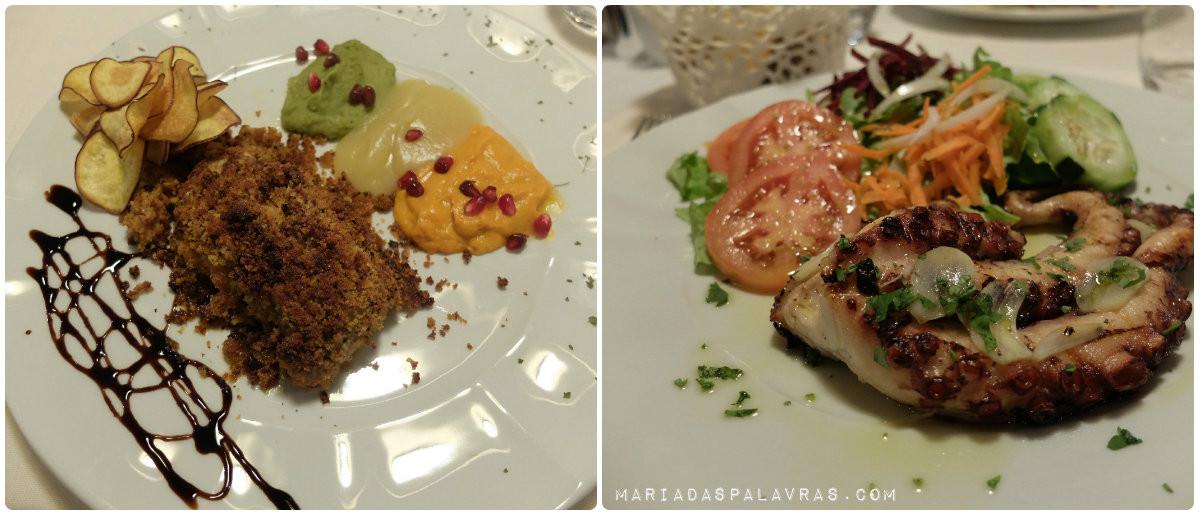 Golden a comida - Experiência Odisseias em Alcobaça