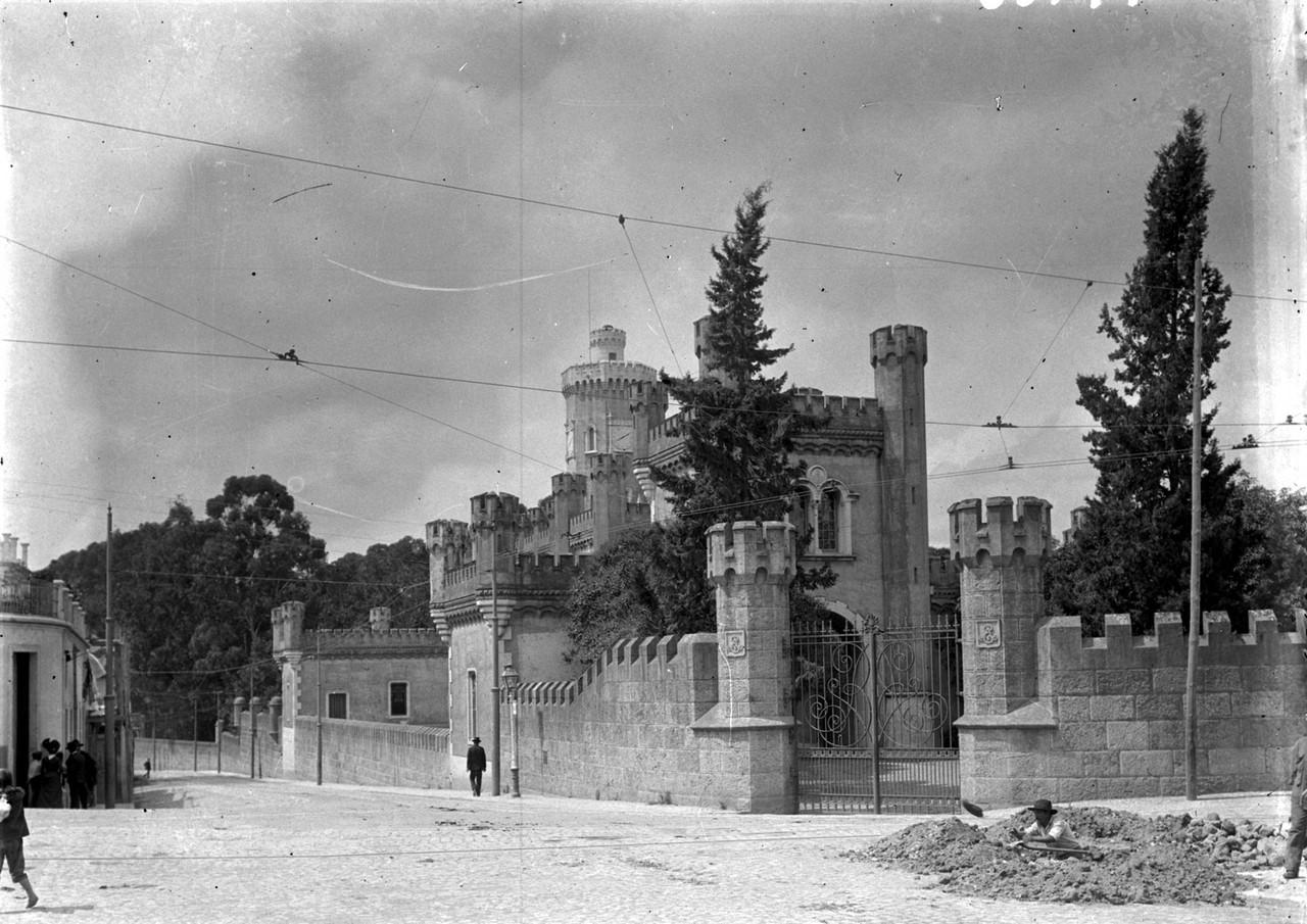 Palacete José Maria Eugénio, 1903, foto de Joshu