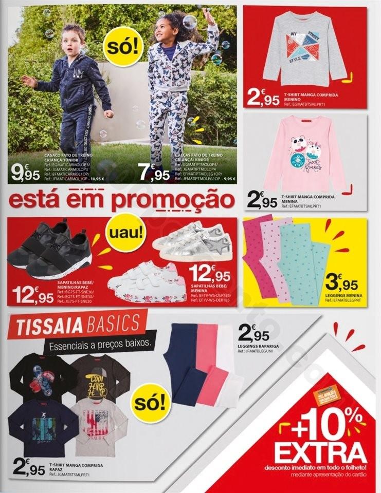Antevisão Folheto E-LECLERC Aniversário promoç