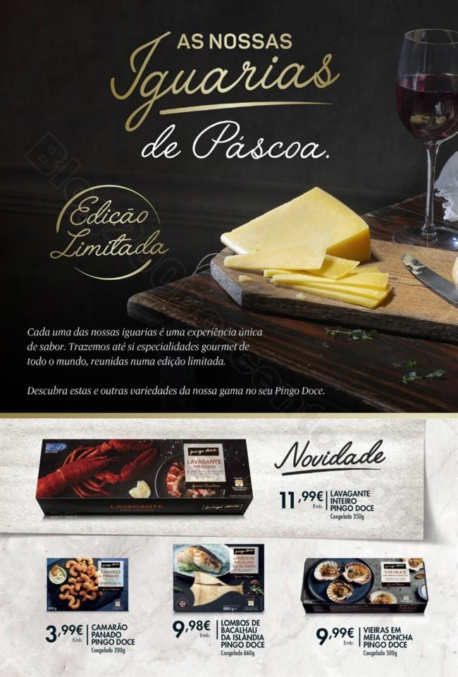 Antevisão Folheto PINGO DOCE Super Páscoa Promo