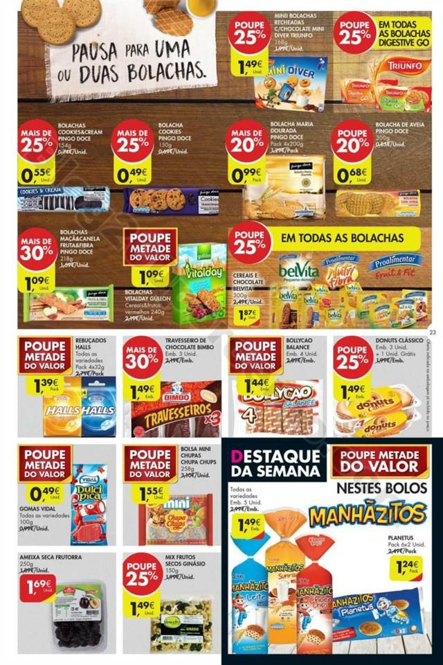Antevisão Folheto Pingo Doce Super 23 janeiro p23