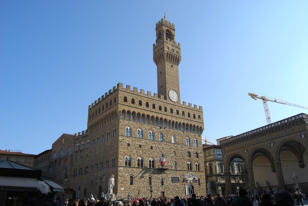 Palazzo Vecchio, Florença