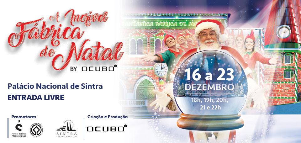 Pai Natal em Sintra