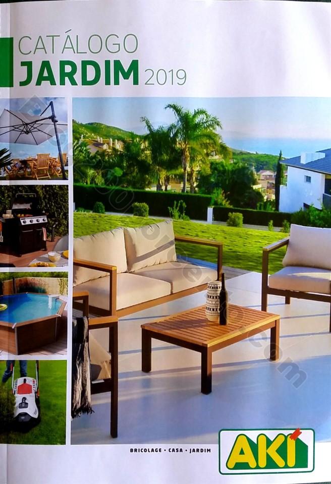 6077f5a5d Antevisão Catálogo AKI Jardim 2019 promoções até 26 julho - Blog 200 ...