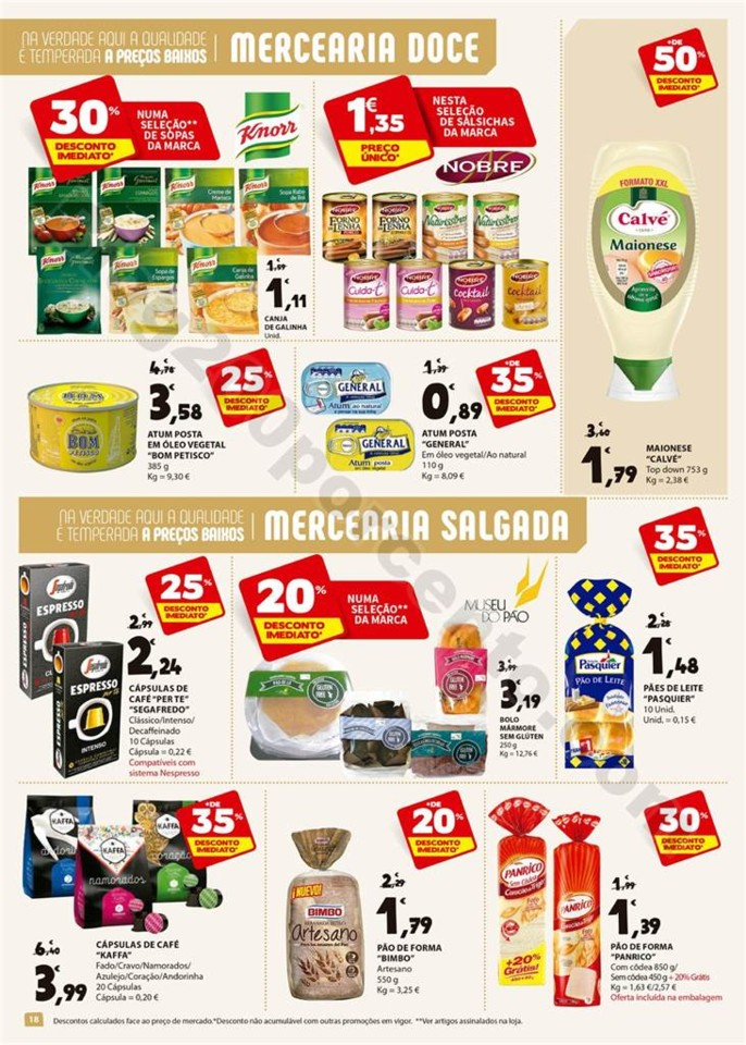 Antevisão Folheto E-LECLERC  Promoções de 24 a
