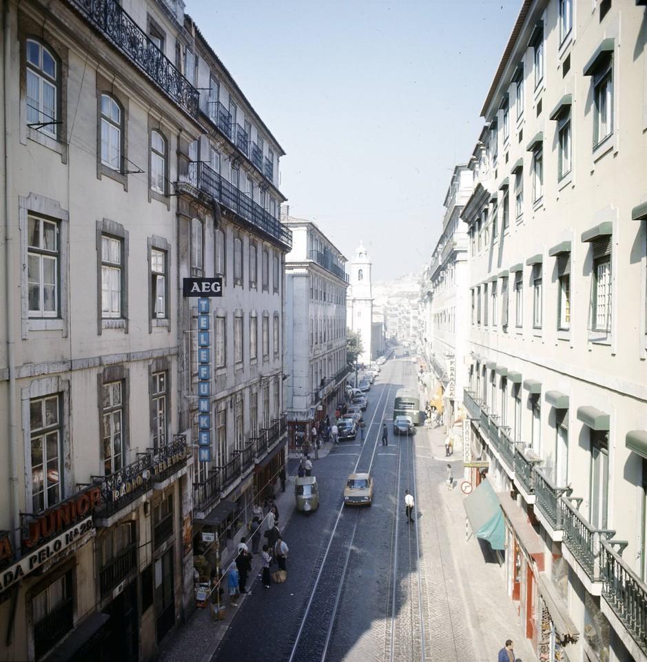 Rua de S. Paulo, Lisboa (A. Pastor, 1973)