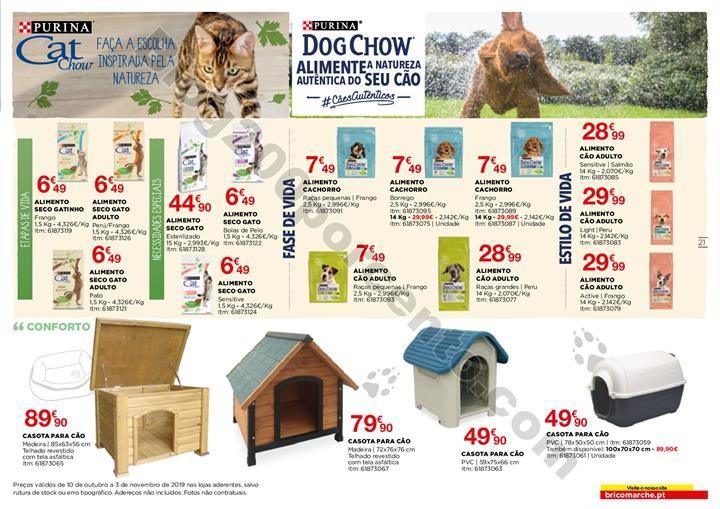 bricomarché catálogo outono inverno e pet-shop (