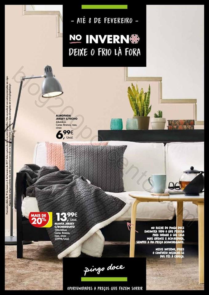 Antevisão Folheto PINGO DOCE Casa promoções de