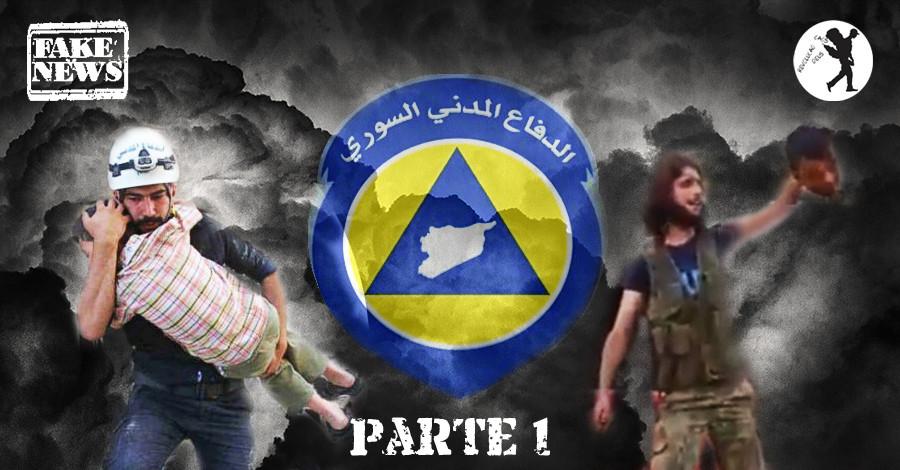 White Helmets, humanistas ou terroristas? Parte 1, por Luís Garcia