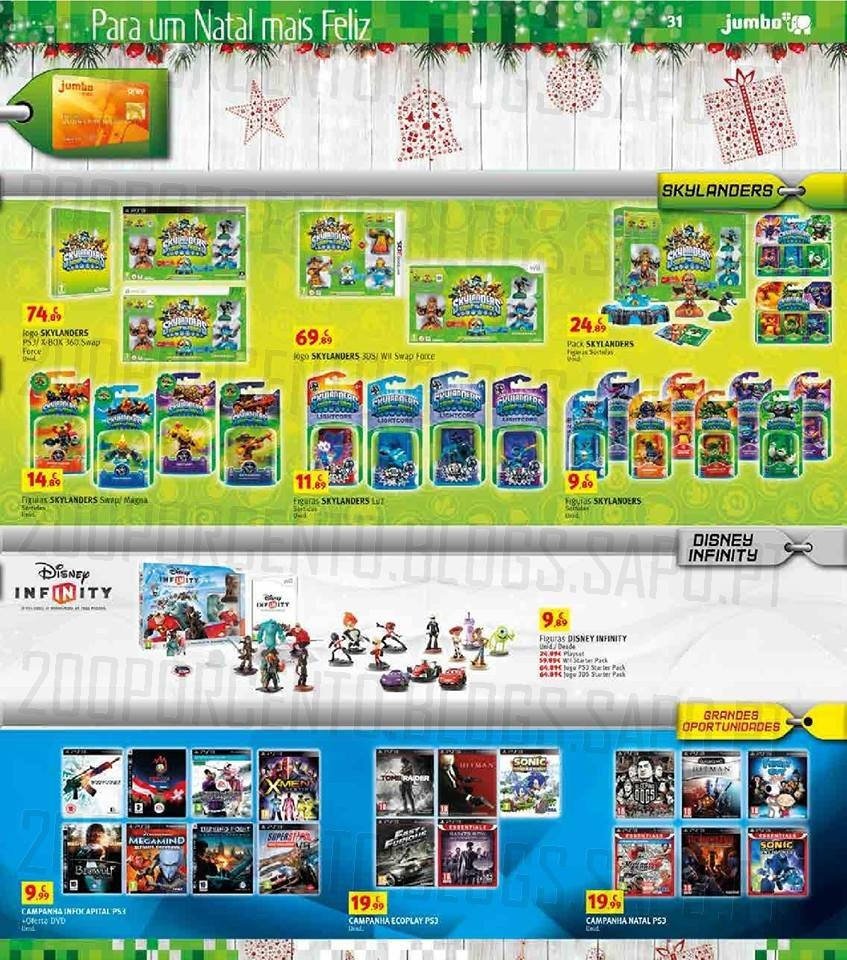 Folheto   JUMBO   até 24 dezembro, Videojogos